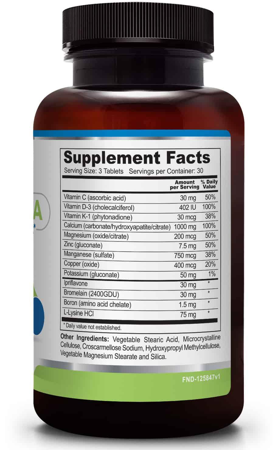 Suplementos y Vitaminas de Calidad Bone Ultra