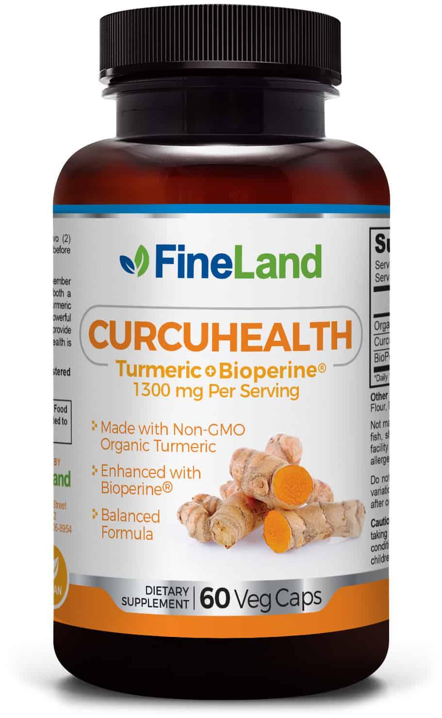 Suplementos y Vitaminas de Calidad Curcuhealth