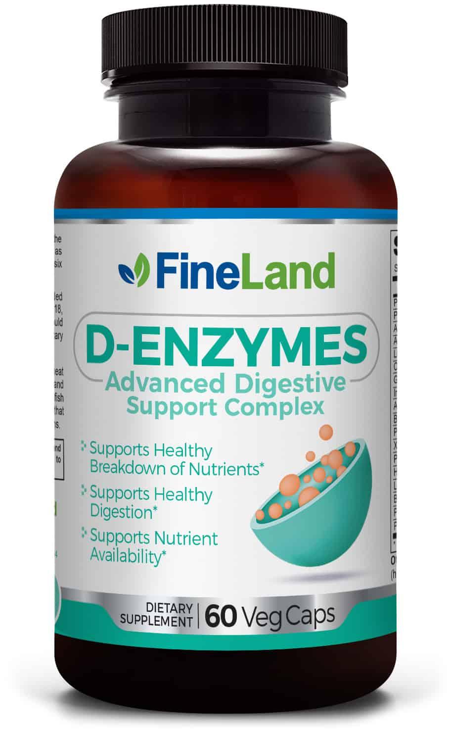Suplementos y Vitaminas de Calidad D-enzymes