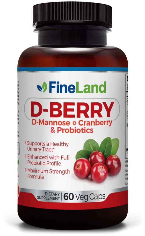 Suplementos y Vitaminas de Calidad D-berry