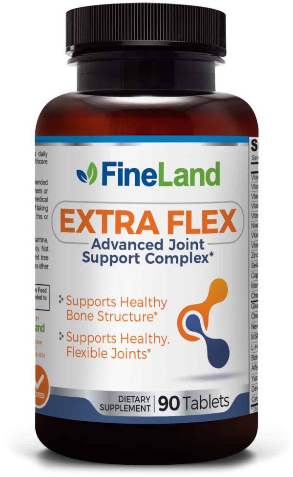 Suplementos y Vitaminas de Calidad Extra Flex