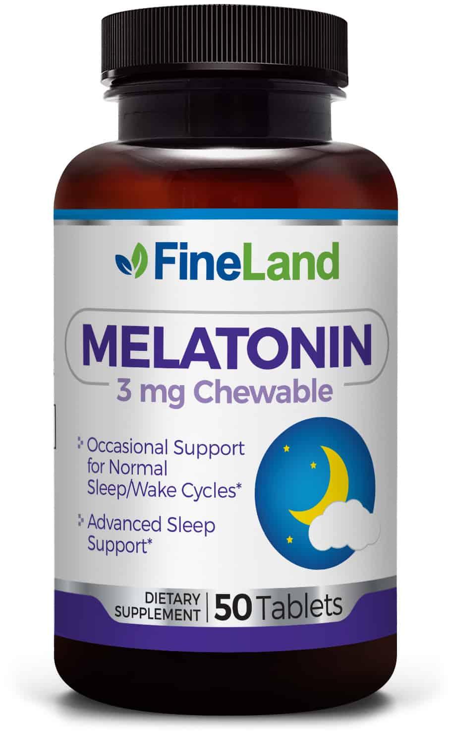 Suplementos y Vitaminas de Calidad Melatonin