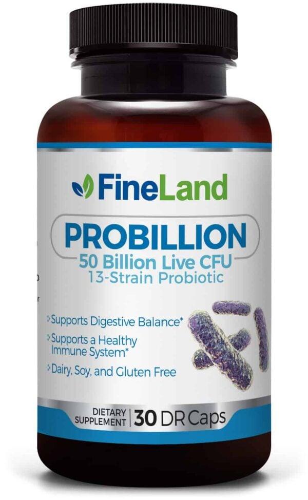 Suplementos y Vitaminas de Calidad Probillion